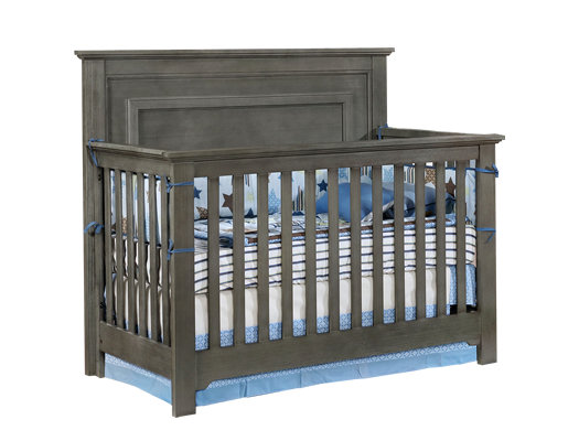 Waterford Straight Panel Crib