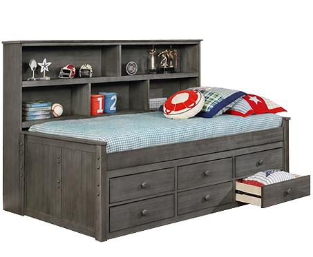 Twin Sideways Bed