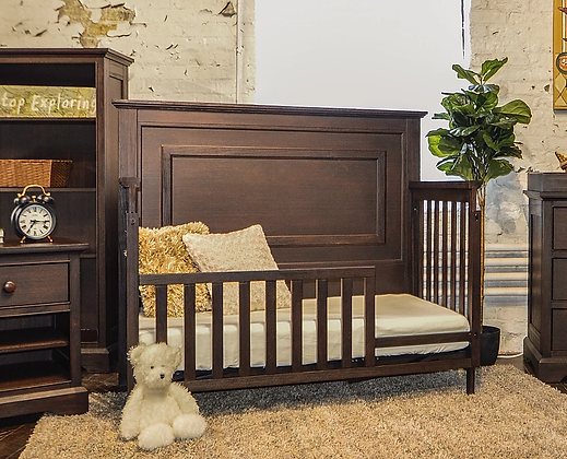 Crib Toddler Rail