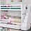 Thumbnail: Ashton Twin Twin Bunk Bed