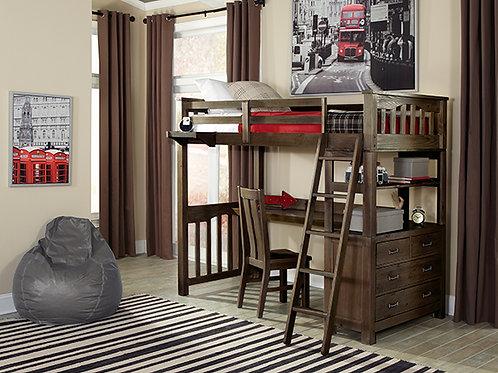 Highlands Twin Loft Bed