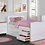 Thumbnail: Beadboard Twin Bed