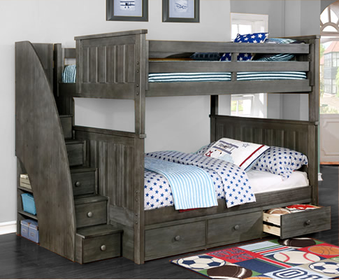 Jordan Full Full Bunk Bed