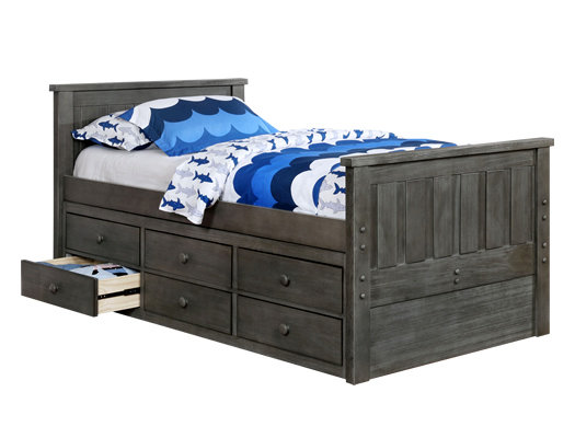 Jordan Twin Bed