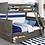 Thumbnail: Jordan Twin Full Bunk Bed