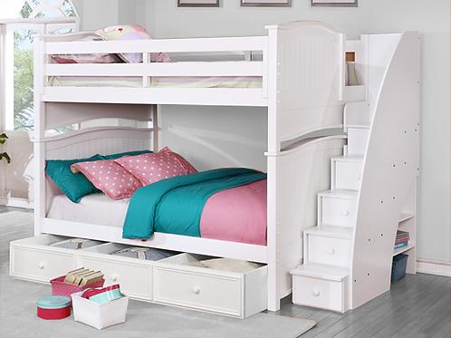 Ashton Full Full Bunk Bed