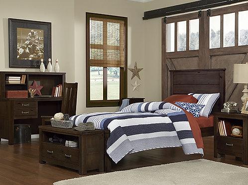 Alex Twin Bed