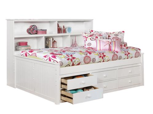 Sideways Full Bed