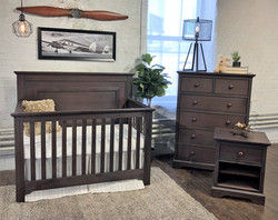 panel crib