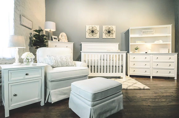 8 Piece Nursery Sets
