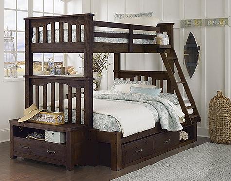 Harper Twin Full Bunk Bed