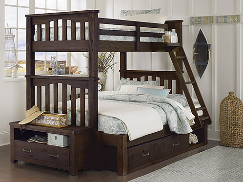 Harper Twin Full Bunk Bed