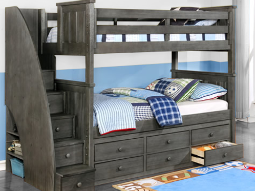 Jordan Twin Twin Bunk Bed