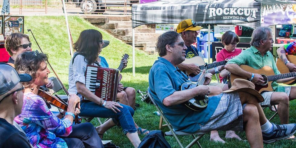 Jam Workshop with Colorado Bluegrass Music Society