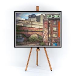 'Manchester Deli' by Jack Lloyd