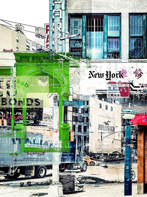 New York Cityscape 2