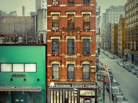 N.Y. Pizza