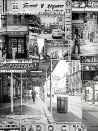 N.Y. Grey Collage