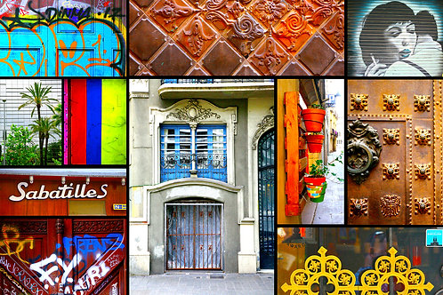 Barcelona Collection 4