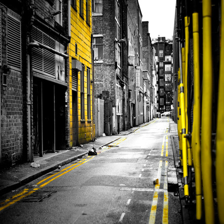 Manchester Double Yellow No.2
