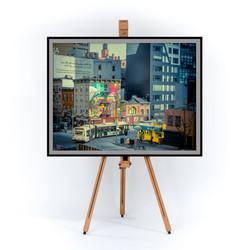 'N.Y. Chelsea Market' by Jack Lloyd