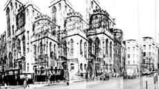 Manchester John Rylands Pano
