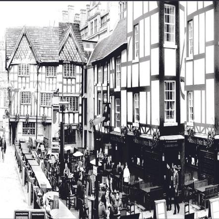 Manchester Shambles Square