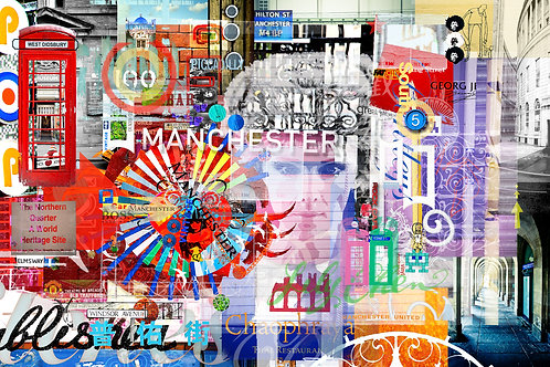 Manchester Cityscape 1