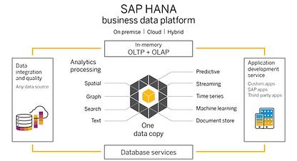SAP HANA in-memory Technology