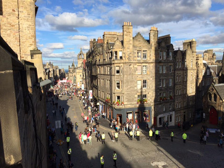 A Guide to Surviving the Edinburgh Fringe