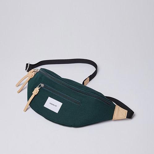 Bum bag Aste Green SANDQVIST