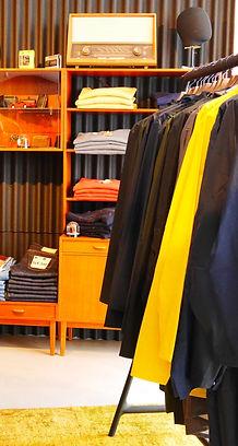 shopping pour hommes à lausanne