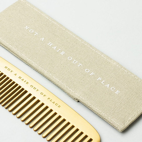 Comb - Not a hair out of place