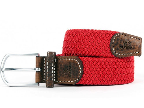 Ceinture Rouge grenade BILLY BELT