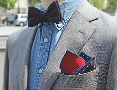 Cravattes Noeud papillons Foulards à Lausanne