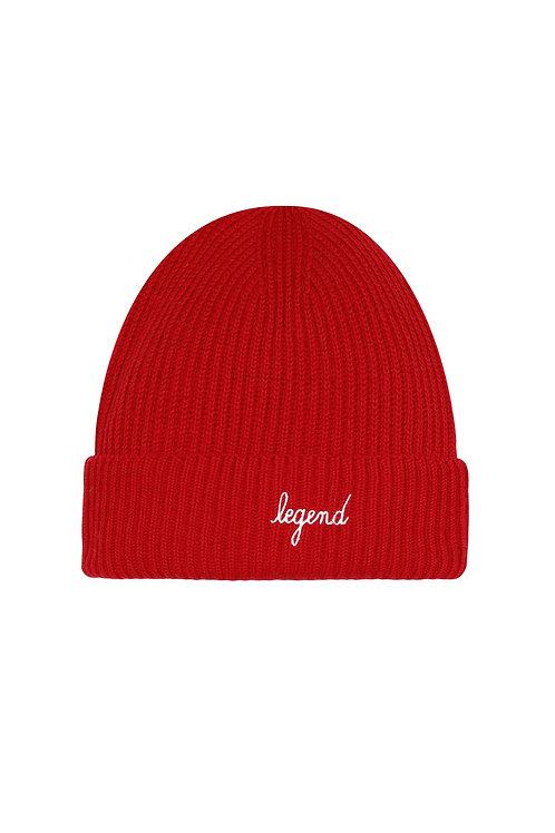 Bonnet Legend Red MAISON LABICHE