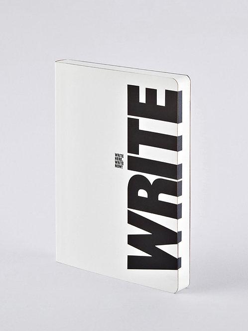 write wrong Notebook NUUNA