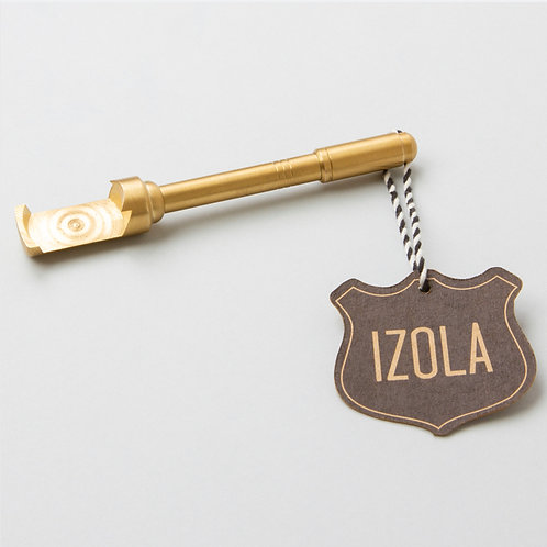 Brass Bottle opener IZOLA