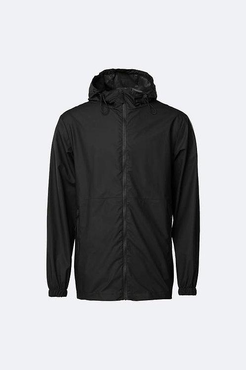 Ultra light jacket Black (courte) - Unisexe