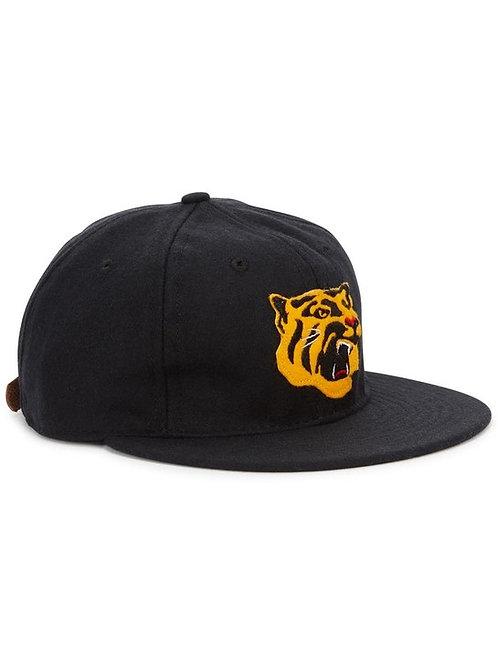 Cap Osaka tigers 1940 Black wool EBBETS FIELD