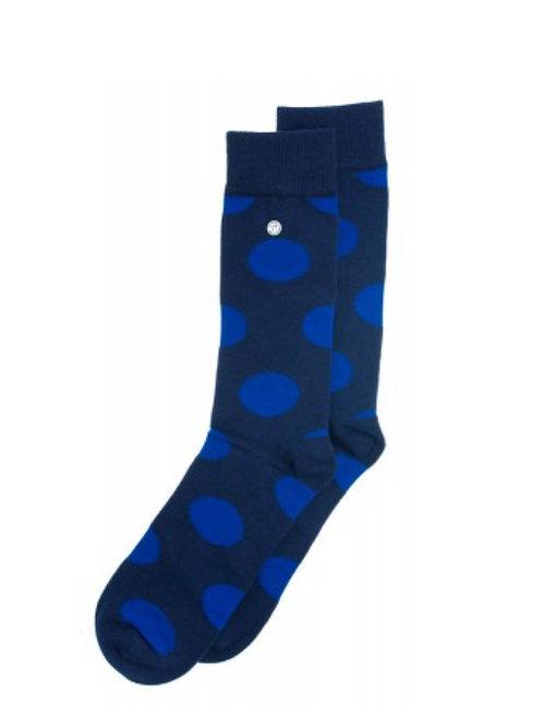Big dots blue ALFREDO GONZALES