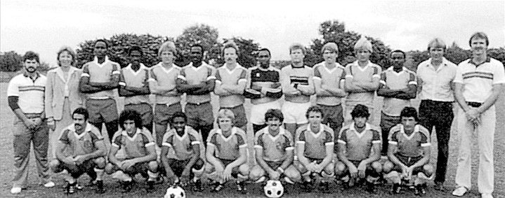 A young Everton in the American Soccer League