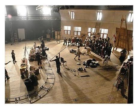 Actros on set.jpg