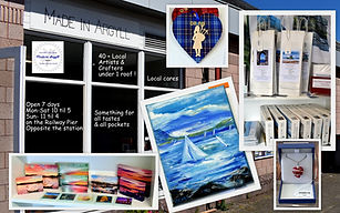 Collage of Made In Argyll shop front and gifts.jpg
