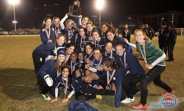 Girl's Florida State Champions