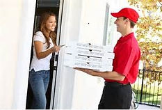 Take out & Delivery POS