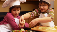 Innovative tips to make your KIDS eat healthier food