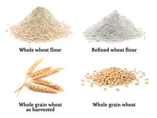 Nutrition Facts about Wheat Flour