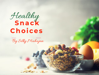 Healthy snack options to curb the hunger