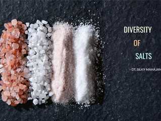 Diversity of Salts